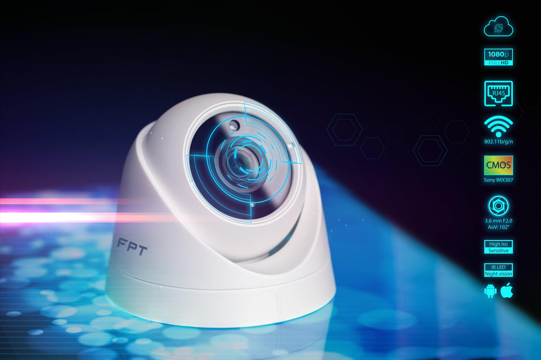 Camera trong nhà